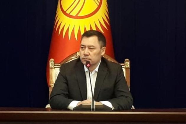 Виконувач обов'язків президента Киргизстану балотуватиметься на президентських виборах