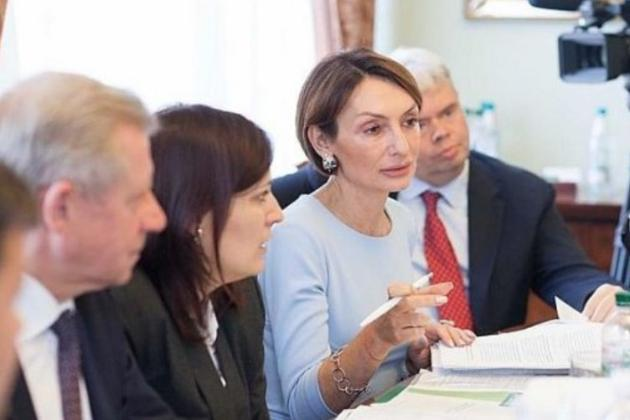 Рожкова та Сологуб вперше прокоментували перерозподіл повноважень в НБУ