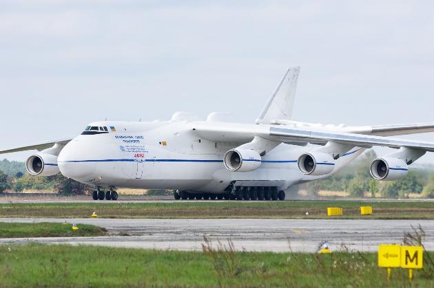 Туреччина цікавиться добудовою Ан-225 «Мрія»