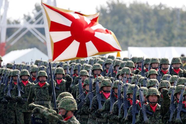 Японія та США проводять військові навчання. Союзники занепокоєні політикою Китаю