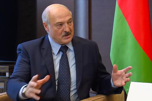 Лукашенко вважає, що партія «Слуга народу» програла через своє «втручання» у справи Білорусі