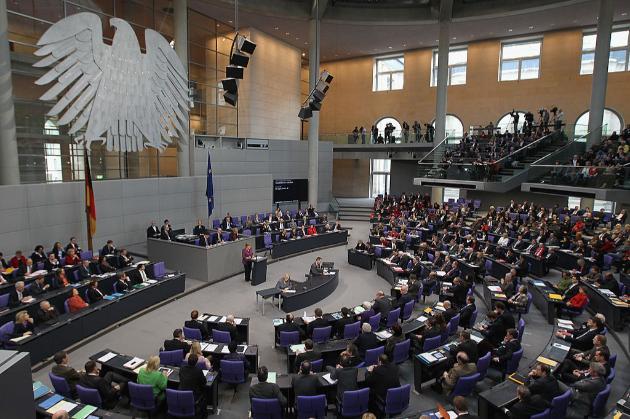 У Німеччині хочуть замінити одне слово в Конституції