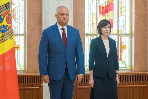 Вибори президента Молдови: буде другий тур, розрив між Майєю Санду та Ігорем Додоном у 2%
