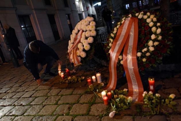 «Ісламська держава» взяла на себе відповідальність за теракт у Відні