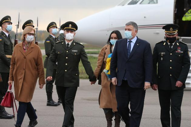 Аваков особисто заплатив понад 800 тис. грн за літак, на якому привезли Марківа