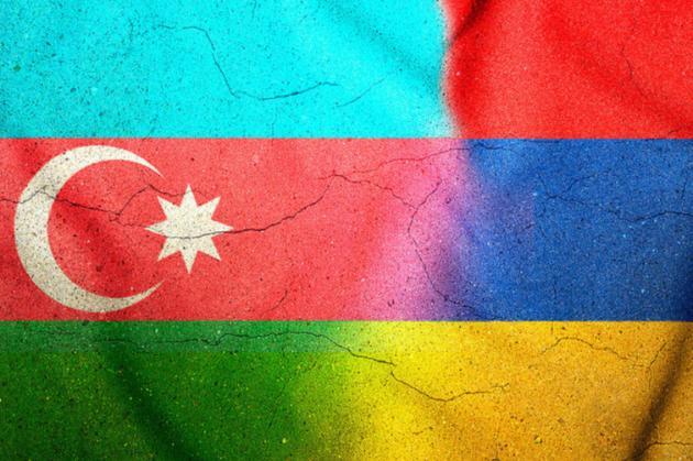 У Харкові обстріляли консульство Азербайджану, МЗС країни звинуватив в інциденті вірмен (фото)