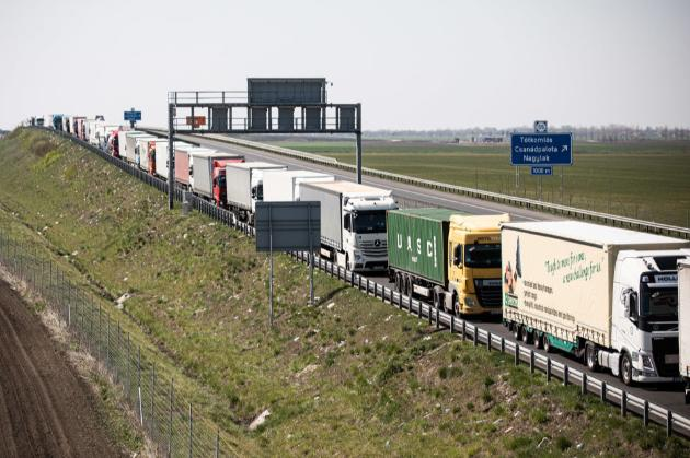 Угорщина посилила обмеження на в'їзд українцям — крім транзитних поїздок