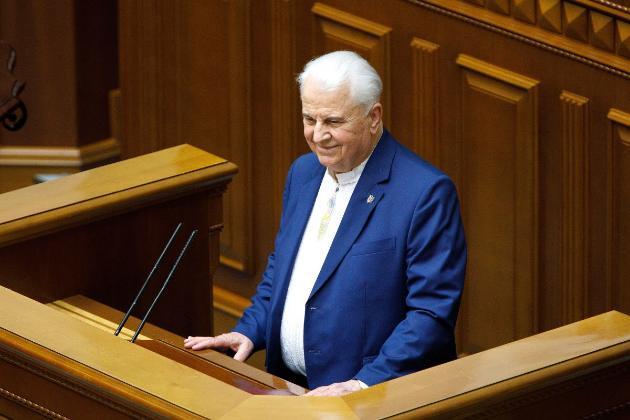 Кравчук заявив, що на Донбасі відбудуться вибори тільки після ухвалення ряду законів