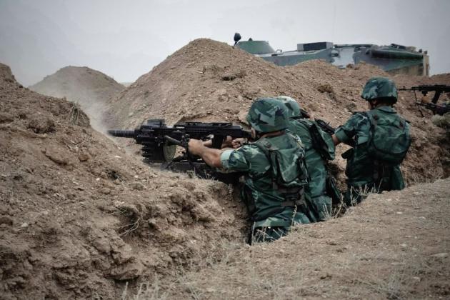 Росія на Донбасі вербувала «миротворців» для місії у Нагірному Карабасі — розвідка