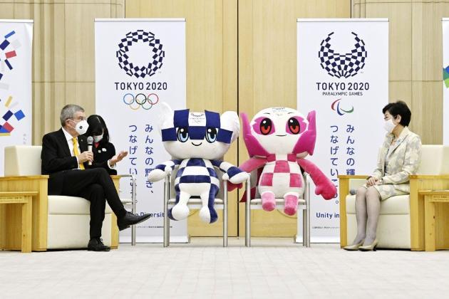 У МОК впевнені, що Олімпіада в Токіо відбудеться. І навіть з глядачами