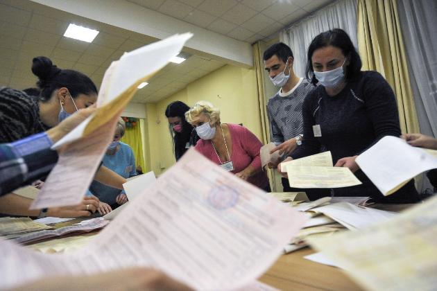Другий тур місцевих виборів. ЦВК оприлюднила дані про перемогу чотирьох із семи мерів