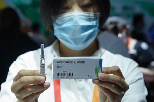 Китай повідомив про придатність «для екстреного використання» вакцини проти COVID-19 CoronaVac