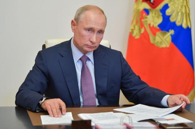 Держдума РФ схвалила в першому читанні законопроєкт про довічну недоторканність Путіна
