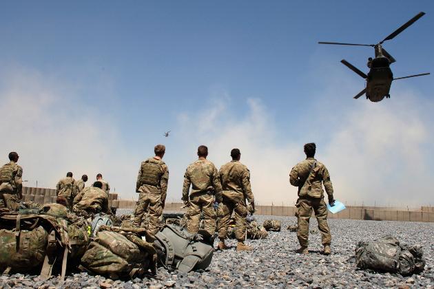 США скоротять чисельність військових в Афганістані та Іраку до січня. Генсек НАТО проти ініціативи Трампа
