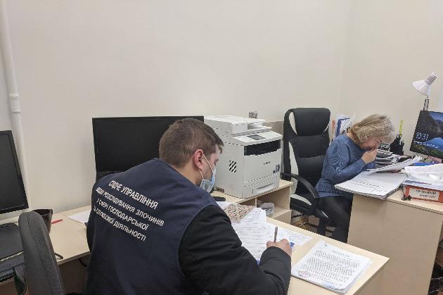 СБУ проводить обшук у музеїРеволюції Гідності та у директора установи