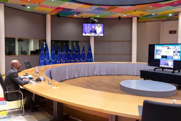 На саміті G20 обговорили пандемію та подолання кризи