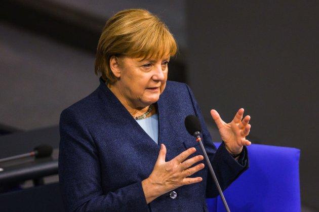 Меркель назвала 2020 рік найважчим за 15 років її перебування на посаді канцлера