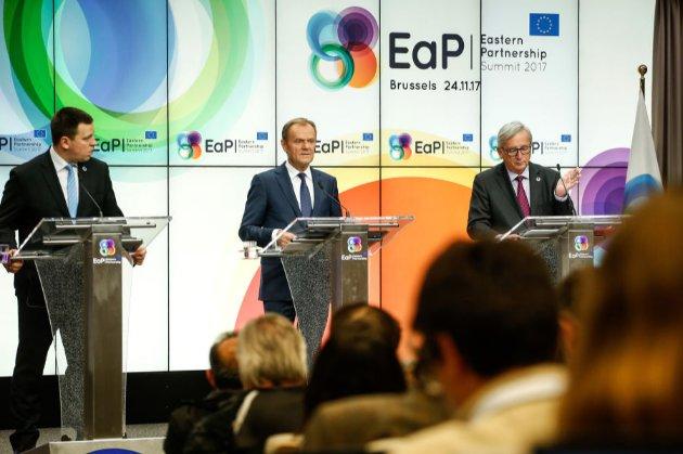 Неочікувано, але інтригує. У лютому відбудеться саміт Східного партнерства в Брюсселі