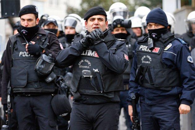 У Туреччині затримали понад 260 осіб. Їх підозрюють у підготовці терактів на Новий рік