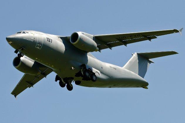Відновлення минулої слави. Вперше за 30 років наша держава замовила «Антонову» три нові літаки Ан-178
