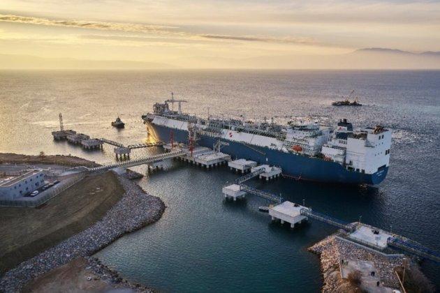 До Хорватії прибув зріджений газ з США. Тепер оператор ГТС України думає про його транспортування до нас