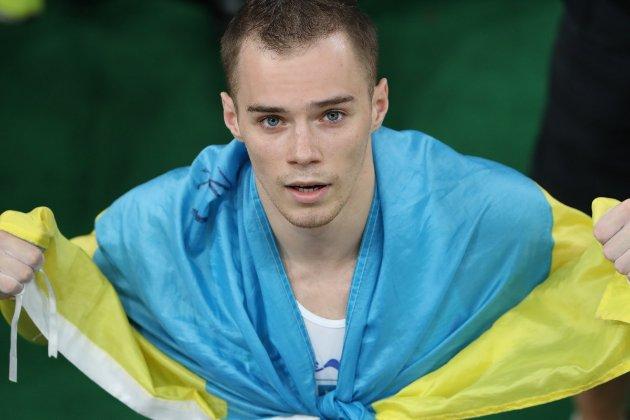 Українського олімпійського чемпіона відсторонили від змагань