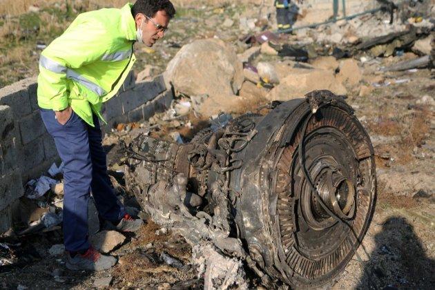 Іран з п'ятої спроби передав звіт щодо збитого літака МАУ