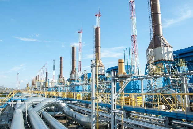 «Газпром» майже на третину скоротив транзит газу через Україну