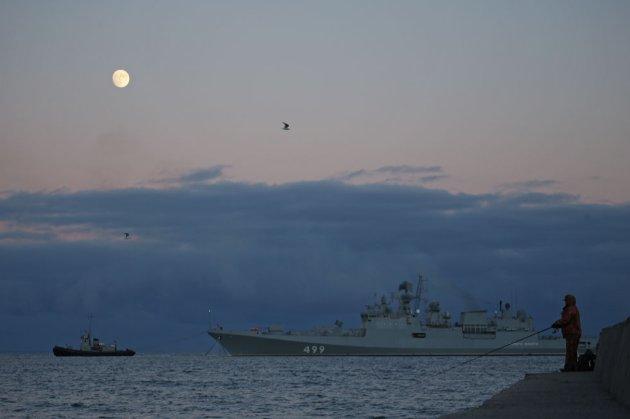 Британія дозволила своїм суднам заходити до портів Криму