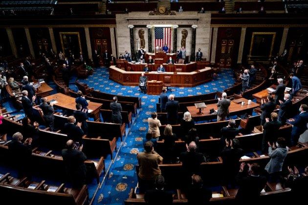 Конгрес США офіційно затвердив перемогу Байдена і Харріс на президентських виборах