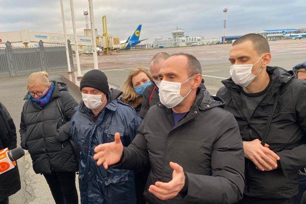 Україна звільнила з Лівії чотирьох моряків