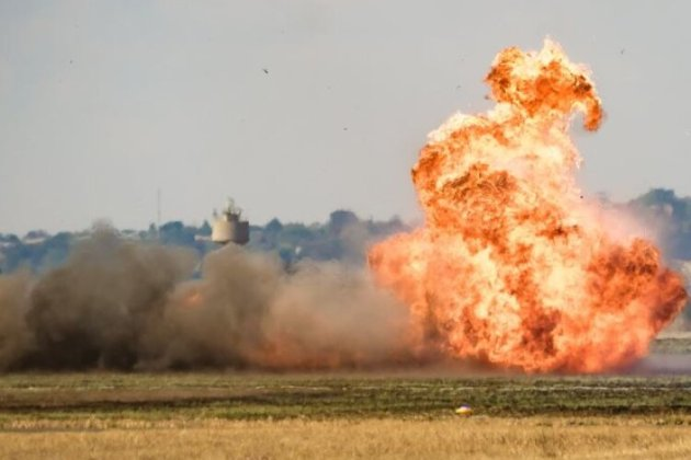 На Полтавщині на магістральному газопроводі «Укртрансгазу» пролунав вибух (оновлено)