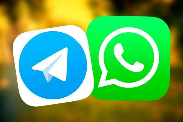 Користувачі з WhatsApp масово переходять у Telegram