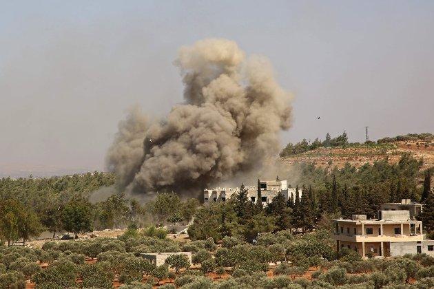 Ізраїль атакував сирійські склади зі зброєю. Є загиблі