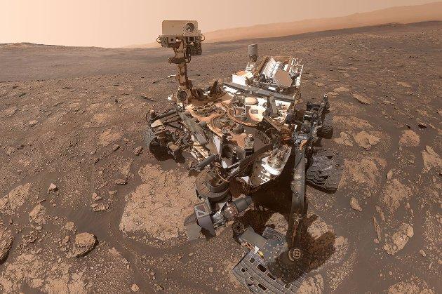Марсохід Curiosity Rover провів на Марсі 3000 місцевих днів — більше восьми земних років