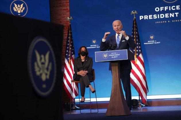 Лідери демократів обох палат Конгресу схвалили план Байдена з підтримки економіки США