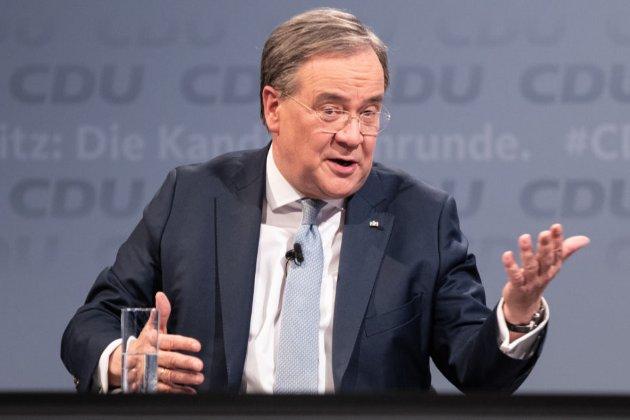 Партію Меркель очолив проросійський Армін Лашет