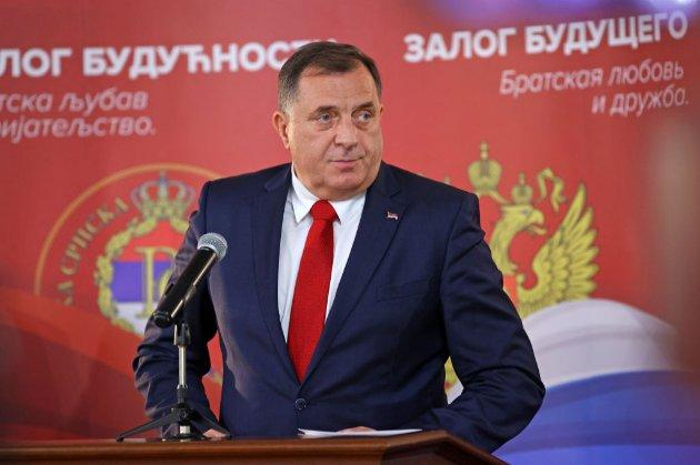 Додік звинуватив Кулебу у «некомпетентності» через скандал з викраденою українською іконою