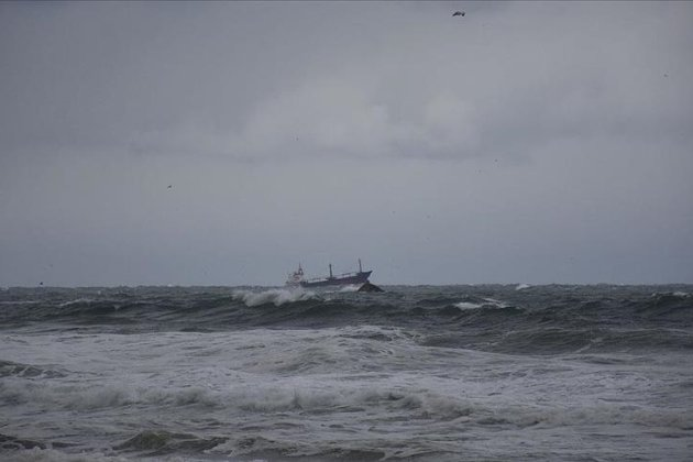 У Чорному морі потонув російський корабель. Є загиблі