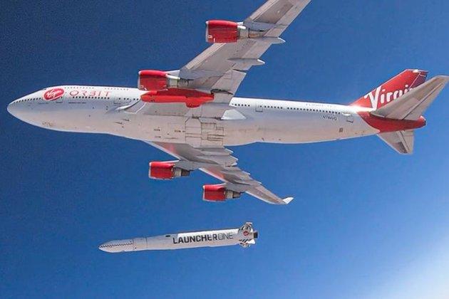 Компанія Virgin Orbit вперше успішно запустила свою ракету-носій з борта модифікованого «Боїнга»
