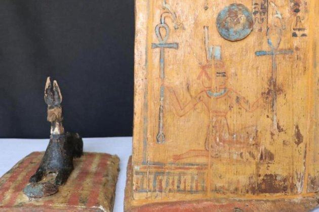 Влада Єгипту заявила про нові археологічні знахідки поблизу Каїра