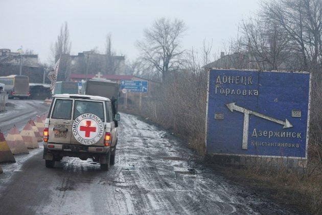 Проросійські бойовики передадуть з ОРДЛО Україні дев'ятьох полонених, повідомляє Денісова