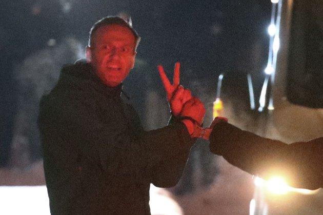 Реакція на арешт Навального. Європарламент просить ЄС розширити санкції проти РФ й зупинити «Північний потік — 2»