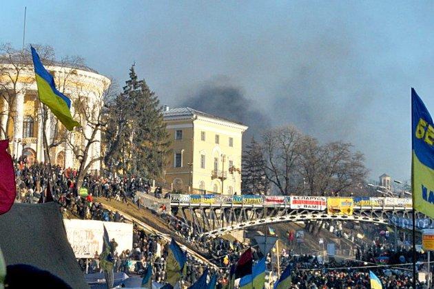 Українська влада часів Януковича винна у принаймні одному вбивстві — суд