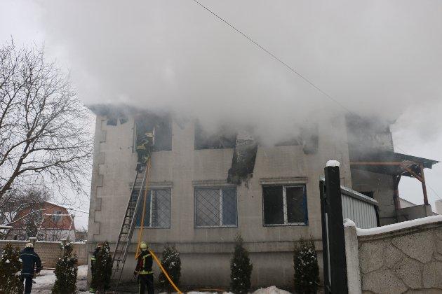 Заступник Авакова розкрив деталі моторошної пожежі в Харкові