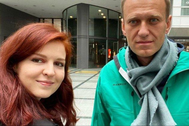 У Москві на дев'ять діб заарештували прессекретарку Навального. Що там відбувається