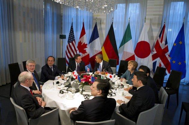 Посли G7 представили дорожню карту судової та антикорупційної реформ в Україні