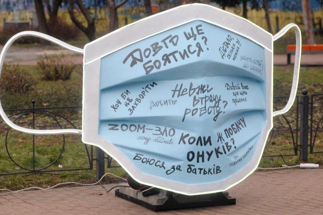 Як пандемія COVID-19 вплинула на кількість самогубств в Україні (інфографіка)