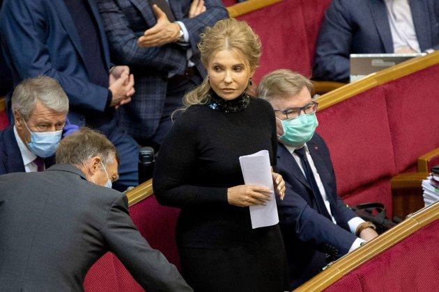 «Батьківщина» хоче провести референдум з п'яти питань — Тимошенко