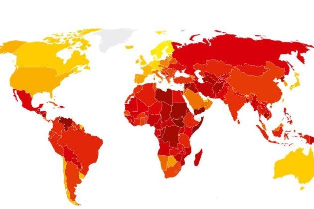 Це перемога! Україна зрівнялась за рівнем корупції зі Сьєрра-Леоне та Замбією